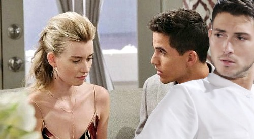 Days of Our Lives Spoilers: Charlie Disturbed by Claire's Necktie Killer Friendship – Both Jealous and Fearful of Ben