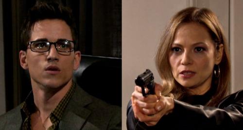 Days of Our Lives Spoilers: Charlie Faces Ava's Gun Next, Murder Threat for Allie's True Attacker – Tripp's Mom Wants Revenge?