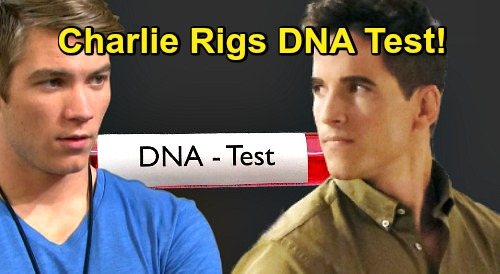 Days of Our Lives Spoilers: Charlie Tampers with DNA Test Results – Offers Fake Evidence of Tripp's Fatherhood, Hides Own Guilt?