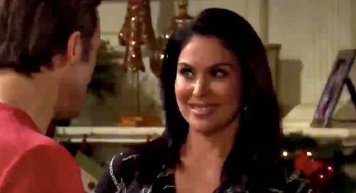 """Days of Our Lives Spoilers: Chloe Returns Much To Philip's Delight - """"Phloe"""" Romance Is On"""