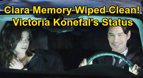 Days of Our Lives Spoilers: Ciara's Memory Wiped Clean, Vincent's New Life Without Ben – Amnesia Explains Victoria Konefal Status?