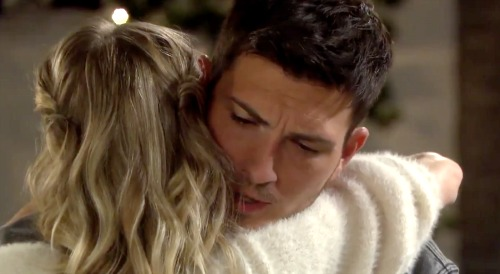 Days of Our Lives Spoilers: Claire Cries in Ben's Arms, Breaks Down Over Ciara Locket Gift – Charlie On Edge Over Threat
