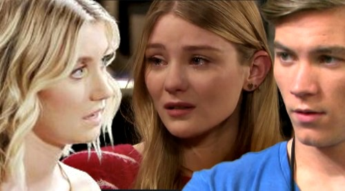Days of Our Lives Spoilers: Claire Shocked By Allie's Rape Allegation - Feels Stuck In The Middle, Stands By Tripp?