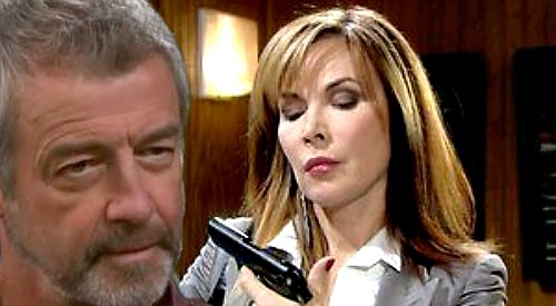 Days of Our Lives Spoilers: Clyde's Gunshot Wound, Kate Shoots Henry's Kidnapper to Rescue Baby