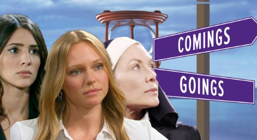 Days of Our Lives Spoilers: Comings and Goings – Full List of Major Returns & Exits - All the Casting Shakeups You Need to Know