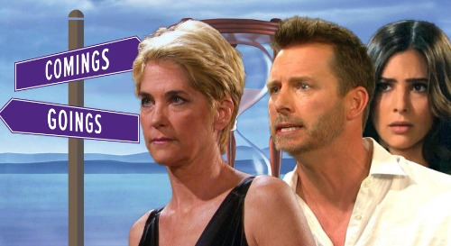 Days of Our Lives Spoilers: Comings and Goings News Update - Cast Shake-up - Big Returns and Sad Departures