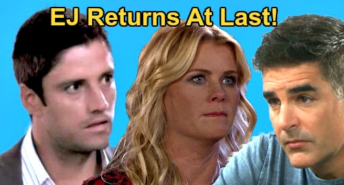 Days of Our Lives Spoilers: EJ DiMera Recovers, Surprises Sami With Salem Return – Rafe Blows Up 'EJami' Romance?