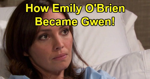 Days of Our Lives Spoilers: Emily O'Brien Auditioned to Play Sarah, Screen-Tested with Greg Vaughan – How She Ended Up as Gwen Instead