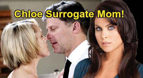 Days of Our Lives Spoilers: Eric & Nicole Ask Chloe To Be Surrogate Mom For New Baby - Need Help Giving Holly a Sibling?