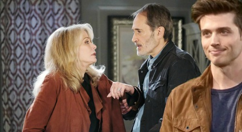 Days of Our Lives Spoilers: Evan Free from Bayview - Marlena Fights to Get Orpheus' Son Out to Save Baby Henry