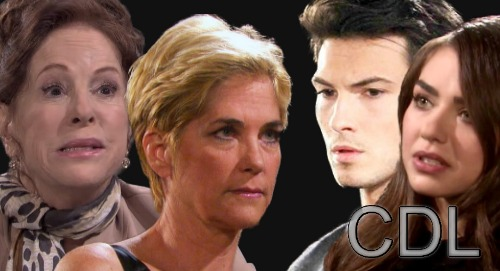 Days of Our Lives Spoilers: Eve Returns, Joins Up With Vivian – Dangerous Alliance Causes Ben & Ciara's Destruction?