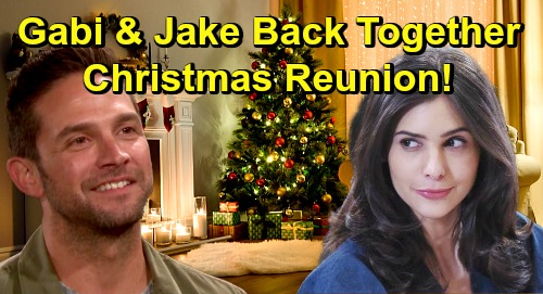 Days of Our Lives Spoilers: Gabi & Jake's Heartwarming Christmas Reunion – Lonely Holiday Brings Broken Hearts Back Together?