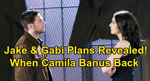 Days of Our Lives Spoilers: Gabi & Jake's Powercouple 2021 Plans – Love, DiMera Takeover and More When Camila Banus Returns