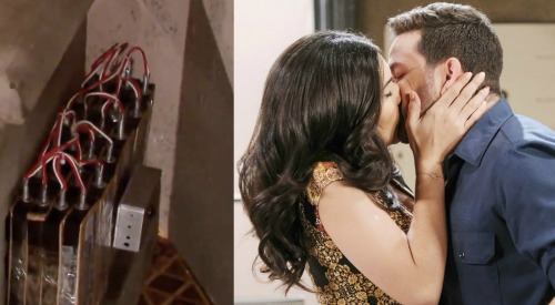 Days of Our Lives Spoilers: Gabi & Jake Trapped After CIN Wedding Explosion – Danger Brings Passion for Stefan's Twin & Widow