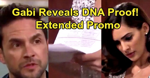 Days of Our Lives Spoilers: Gabi Reveals Stefan DiMera DNA Proof to Jake, Insists He's Her Husband – Shocking Test Results