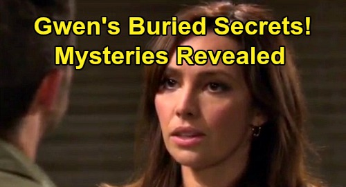Days of Our Lives Spoilers: Gwen's Buried Secrets Revealed, Who Is She Really – 3 Mysteries DOOL Unravels