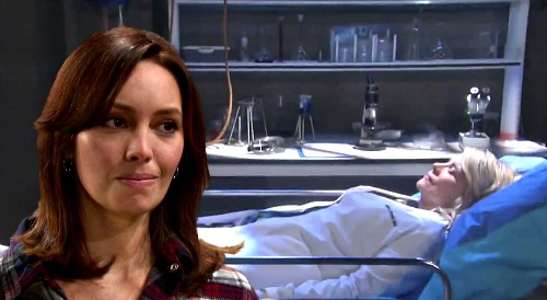 Days of Our Lives Spoilers: Gwen Pregnant with Cloned Stefano Embryo – Baby Deal with Dr. Rolf After Kayla Surrogacy Fails