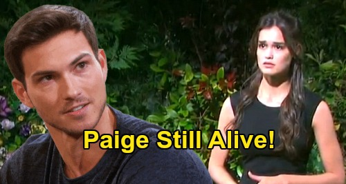 Days of Our Lives Spoilers: Is Paige Larson Still Alive – Ben's Victim Returns from the Dead, Stuns Parents Eve and Eduardo?
