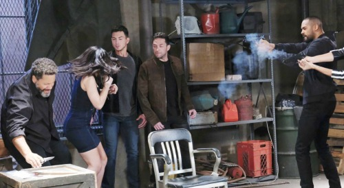 Days of Our Lives Spoilers: Jake's Mess Explodes in Wild Gun Battle – Lani Rescues Gabi with Eli, Saves Worst Enemy's Life