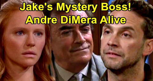 Days of Our Lives Spoilers: Jake's Mystery Boss Finally Revealed – Andre DiMera Twist Pulls 'Killer' Abigail Into Jake's World?