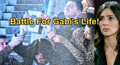 Days of Our Lives Spoilers: Jake, Ben & Ciara Battle Xander for Stolen Mob Item – Gabi's Life Hangs in the Balance