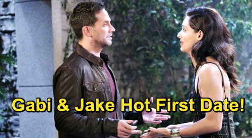 Days of Our Lives Spoilers: Jake & Gabi's Hot First Date, Special Night Kicks Off Real Romance – Fresh Start After Kate Split