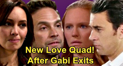 Days of Our Lives Spoilers: Jake, Gwen, Chad and Abigail Love Quad Brewing – See What Happens After Gabi Exits Salem