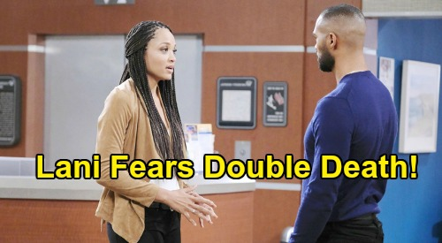 Days of Our Lives Spoilers: Lani Fears Double Death Blow, Can't Bear to Lose Twins – New Hospital Crisis Terrifies Mom & Dad