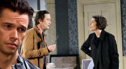 Days of Our Lives Spoilers: Mob Kidnaps Sarah, Xander Panics – Deadly Price for Blowing Up Philip's Money Laundering Scheme?