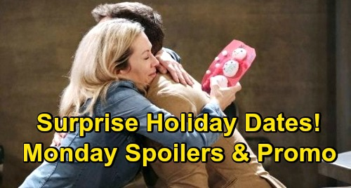 Days of Our Lives Spoilers: Monday, December 21 – Brady & Kristen's Wild Fantasy – Xander & Chloe's Date – Unwelcome Bonnie