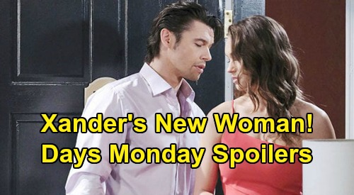 Days of Our Lives Spoilers: Monday, July 6 – Xander's New Woman