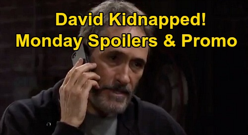 Days of Our Lives Spoilers: Monday, May 18 – Xander Revives Maggie After Hanging – Brady & Sarah Revenge Team – David Kidnapped