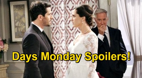 Days of Our Lives Spoilers: Monday, November 23 – Jan's Deadly Ultimatum for Shawn – Brady's Belle Rescue – Lani Visits Kristen