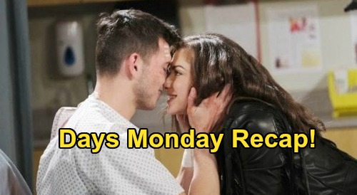 Days of Our Lives Spoilers: Monday, September 14 Recap - Lani Furious With Eli, Relationship Threatened - Ben Dreams of a Ciara Future