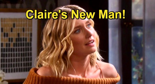 Days of Our Lives Spoilers: New Man Enters Claire's Life – Charlie the Titan Intern Brings Intriguing Possibilities