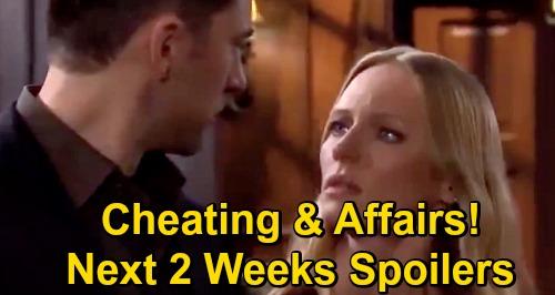 Days of Our Lives Spoilers Next 2 Weeks: Ava & Steve's Risky Deal - Abigail & Jake 'Affair' – Jennifer Spies on Kate