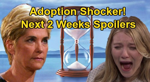 Days of Our Lives Spoilers Next 2 Weeks: Baby Adoption Shocker – Birth, Bomb Blast and Deadly Kidnapping