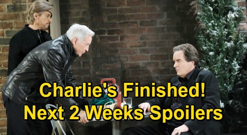 Days of Our Lives Spoilers Next 2 Weeks: Bonnie's Baby Snatcher Encounter – Charlie's End - Chloe Spills Philip's Mob Secret