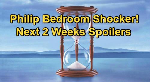 Days of Our Lives Spoilers Next 2 Weeks: John's Next Victim – Philip's Bedroom Shocker – Gabi Returns