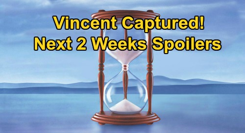 Days of Our Lives Spoilers Next 2 Weeks: Vincent Captured – Eric Final Farewell – Belle Rescues Philip – Sami & Allie Baby Deal