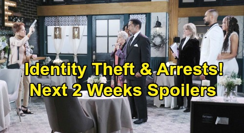 Days of Our Lives Spoilers Next 2 Weeks: Kayla & Justin's Wedding Day Crisis - Arrests, Changing Identities & Walking Dead