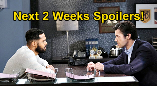 Days of Our Lives Spoilers Next 2 Weeks: Ben's Ciara Reveal – Xander & Eli Trap Dr. Raynor – Rafe's Birthday Surprise