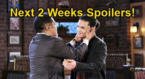 Days of Our Lives Spoilers Next 2 Weeks: Ben Fights for Ciara Breakthrough – Gabi Throws Kate Out – Paulina's Past Trauma