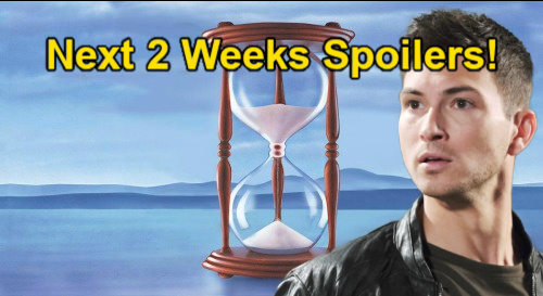 Days of Our Lives Spoilers Next 2 Weeks: Ben Searches for Claire, Jan Scores 2 Hostages – Xander Blackmails Nicole