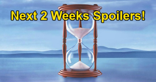 Days of Our Lives Spoilers Next 2 Weeks: EJ Dates Nicole – Marlena's Alarming Dream – Abigail Doubts Gwen's Story