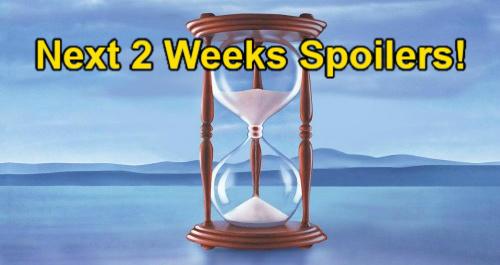 Days of Our Lives Spoilers Next 2 Weeks: EJ & Tony Scheme Against Jake – Brady & Philip Jealous Chloe War – Bonnie's Double Date