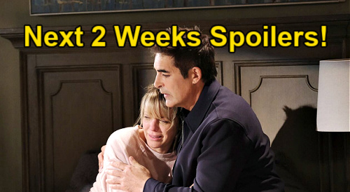 Days of Our Lives Spoilers Next 2 Weeks: EJ's Tempting Offer for Xander – Tripp Declares Love for Allie – Nicole's Sad Reality