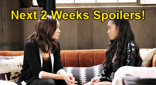 Days of Our Lives Spoilers Next 2 Weeks: Eric's Crushing News – Nicole's Fury Unleashed – Chanel's New Home – Chloe's Warning