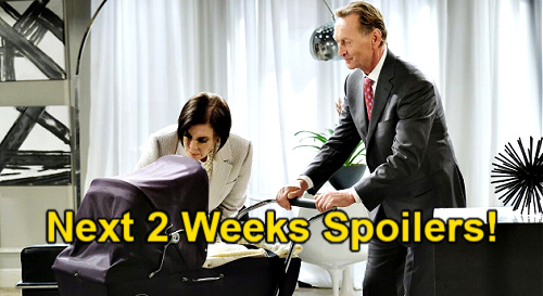Days of Our Lives Spoilers Next 2 Weeks: Gabi Gets Philip – Charlie Warns Ava – Abigail Back to Chad - Jack Covers Gwen Tragedy