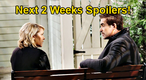 Days of Our Lives Spoilers Next 2 Weeks: Ivan Gets Busted – Nicole's Sad Eric News – Chloe & Philip Kiss – Laura's Gwen Secret